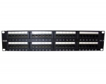 48 Port UTP CAT6 Patch Panel