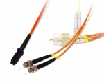 50/125 Micron Multimode Fiber Optik Patch Cords